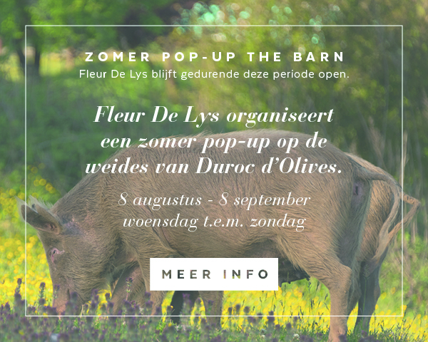 Zomer Pop-Up The Barn